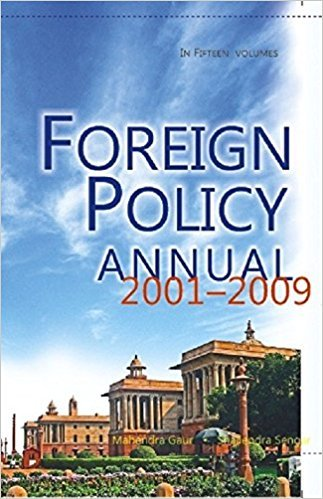 9788178354040: Foreign Policy Annual: Events and Documents