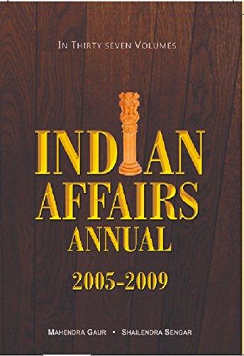 Indian Affairs Annual 2005 (Human Resource Development), Vol. 6: Mahendra Gaur( Ed.)
