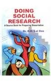 9788178356679: Doing Social Research: A Source Book for Preparing Dissertation