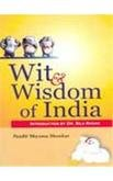 Wit and Wisdom of India: A Collection: Pandit Shyama Shankar