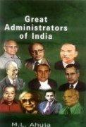 Great Administrators of India: M.L. Ahuja