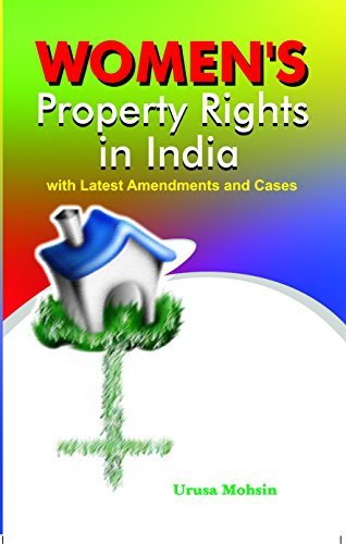 9788178357904: Women's Property Rights in India With Latest Amendments and Cases