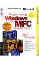 9788178530123: Programming Windows With Mfc