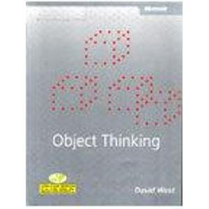 9788178530871: Object Thinking