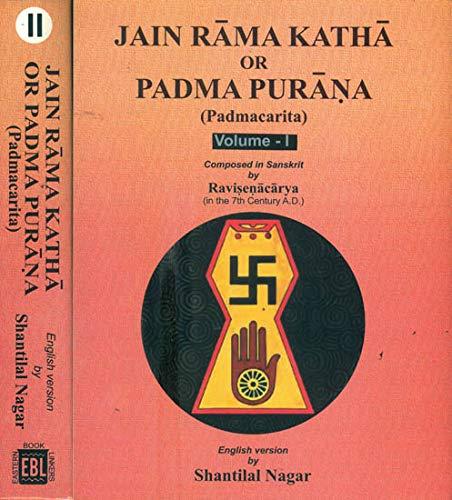 Jain Rama Katha or Padma Purana =