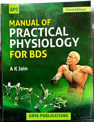 9788178553429: Manual Of Practical Physiology For Bds