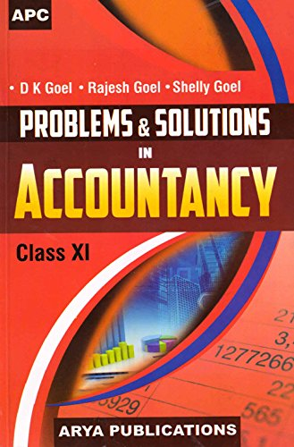 9788178556062: Problems & Solutions in Accountancy Class- XI