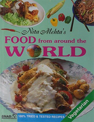 9788178690742: Food from Around the World Vegetarain