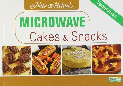 9788178693064: Nita Mehta's Microwave Cakes and Snacks Vegetarian