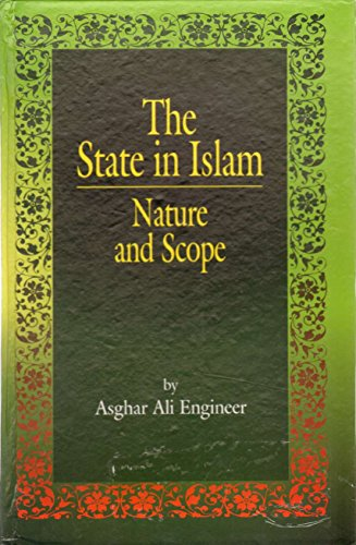 9788178711027: THE STATE IN ISLAM Nature and Scope