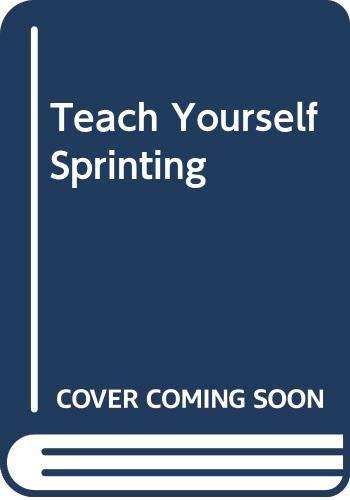 9788178794464: Teach Yourself Sprinting