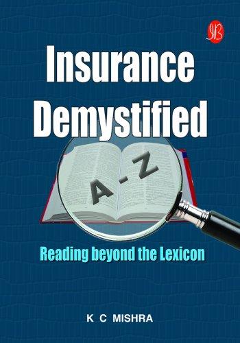 9788178817118: Insurance Demystified