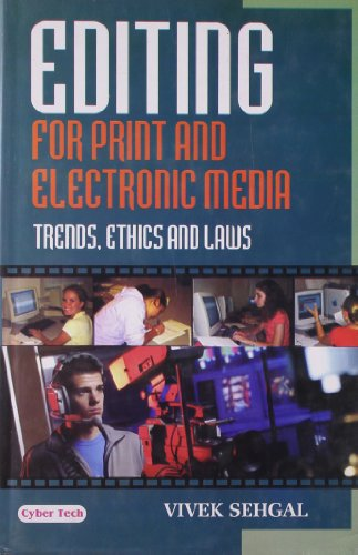 9788178843513: Editing for Print and Electronic Media