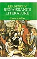 Readings in Renaissance Literature: Edwin Hudson