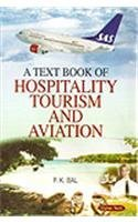 9788178847467: Text Book Of Hospitality Tourism And Aviation