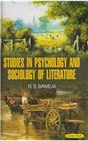 Studies in Psychology and Sociology of Literature: R.S. Baweja