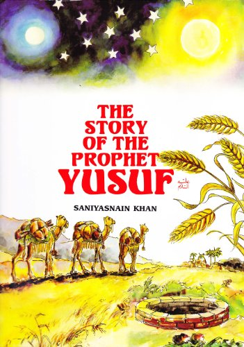 9788178980010: The Story of the Prophet Yusuf (Quran stories for little hearts)