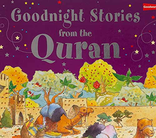 9788178983462: Goodnight Stories from the Quran