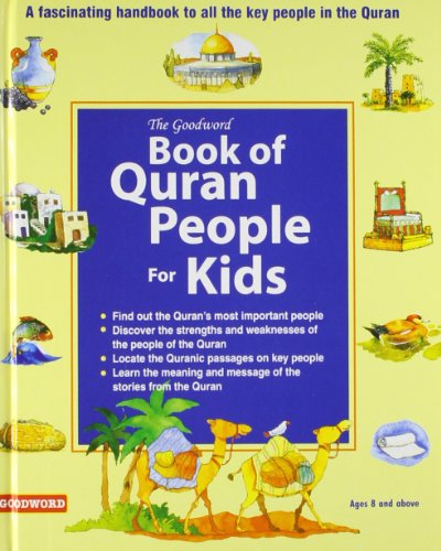 9788178984704: The Goodword Book of Quran People for Kids
