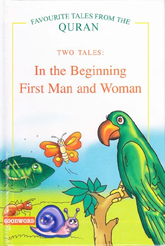 9788178984766: In the Beginning, First Man and Woman