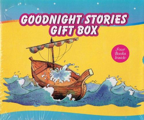 Goodnight Stories Gift Box (four Hard Bound)