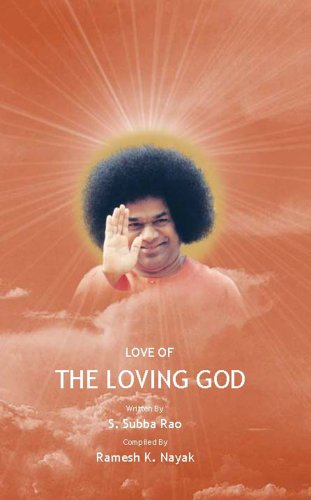 LOVE OF LOVING GOD
