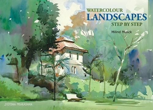 9788179252178: Watercolour Landscapes Step by Step