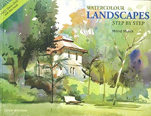 9788179253953: Watercolour Landscapes Step by Step