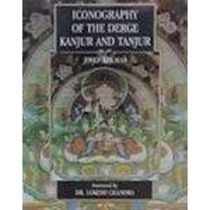 Iconography of the Derge Kanjur and Tanjur: Josef Kolmas