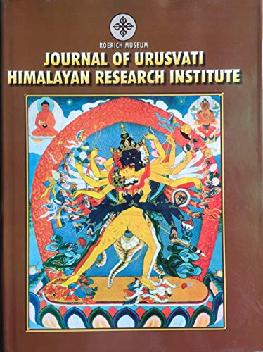 9788179360118: Journal of the Urusvati Himalayan Research Institute - 3 Vols. in 1