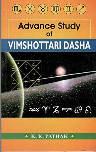 Advance Study of Vimshottari Dasha