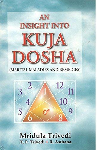 An Insight into Kuja Dosha: R. Asthana T.P.
