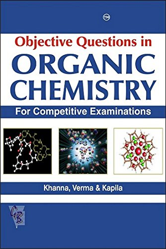 Excel with Objective Questions in Organic Chemistry: Prof. S. K.