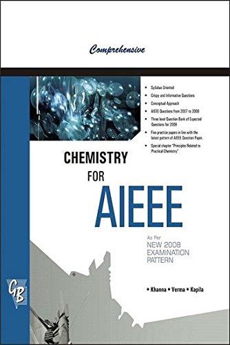 Comprehensive Chemistry for AIEEE: Prof. S. K.