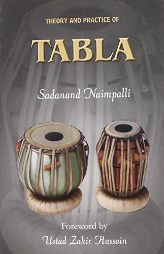 9788179911495: Theory and Practice of Tabla