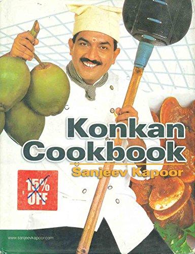 9788179912164: Konkan Cookbook