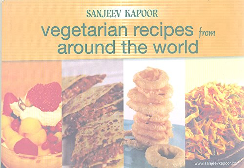 9788179913253: Vegetarian Recipes from Around the World