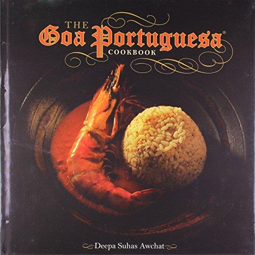 9788179914823: The Goa Portuguesa Cookbook