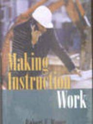 9788179921463: Making Instruction Work