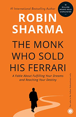 9788179921623: The Monk Who Sold His Ferrari: A Fable About Fulfilling Your Dreams and Reaching Your Destiny
