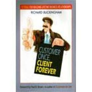 9788179921807: Customer Once Client Forever