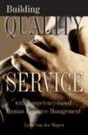 9788179922408: Building Quality Service