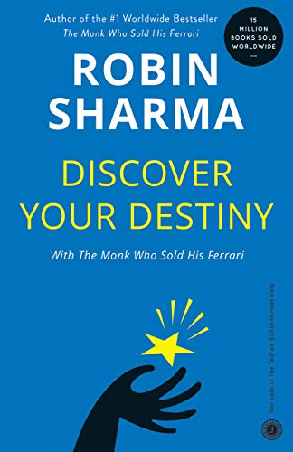 9788179923276: Discover Your Destiny 15 million copies sold: T7 Stages of Self Awakening