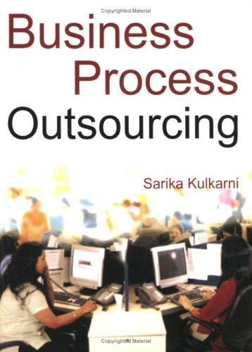 Business Process Outsourcing: Sarika Kulkarni