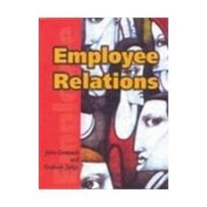 9788179924419: Employee Relations