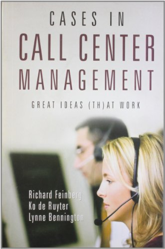 9788179924426: Cases in Call Center Management