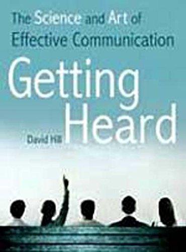 9788179925300: GETTING HEARD
