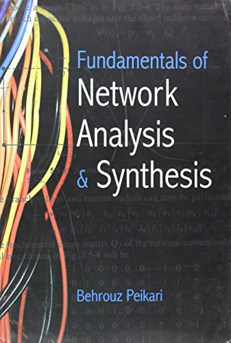 9788179925904: Fundamentals of Network Analysis and Synthesis