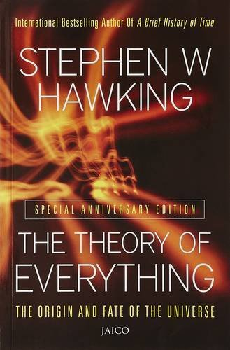 9788179925911: The Theory of Everything: The Origin and Fate of the Universe