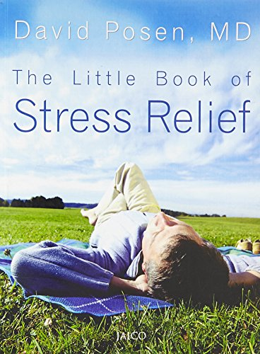 9788179925966: The Little Book of Stress Relief